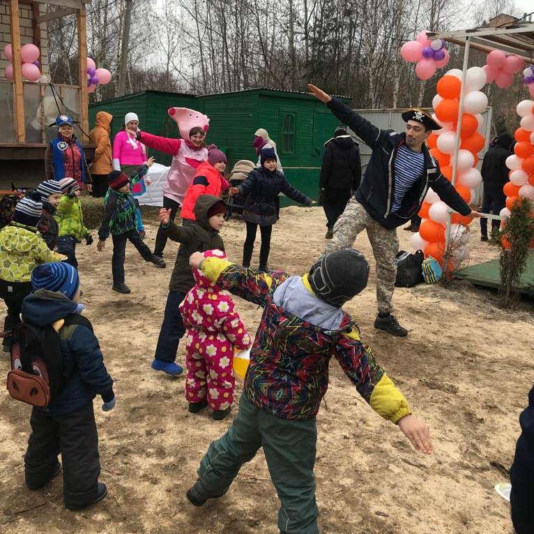 Детский благотворительный праздник прошел в приюте