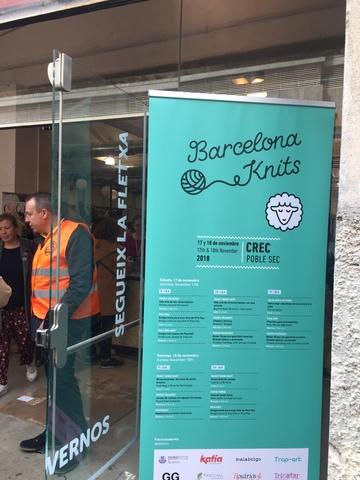 Фестиваль пряжи в Барселоне или Wool Market по-испански