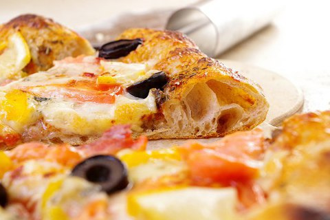 Пицца за бортом! + видео!