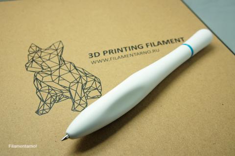 Мастер-класс по обработке моделей распечатанных пластиком CERAMO