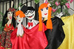 21 марта - Всемирный день театра кукол