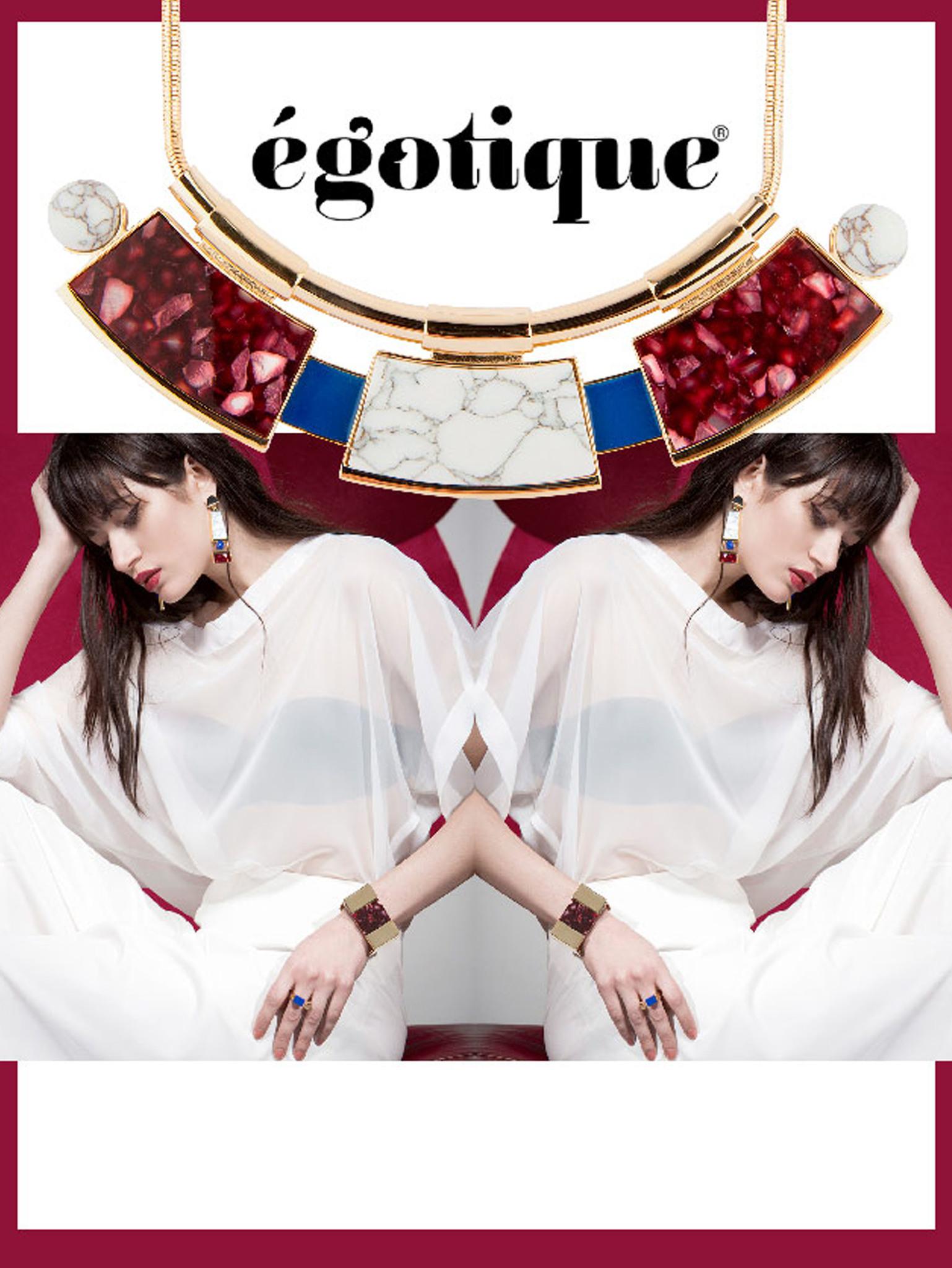 Новый итальянский бренд Egotique c изысканными коллекциями In Riga и Petra в Modbrand.ru