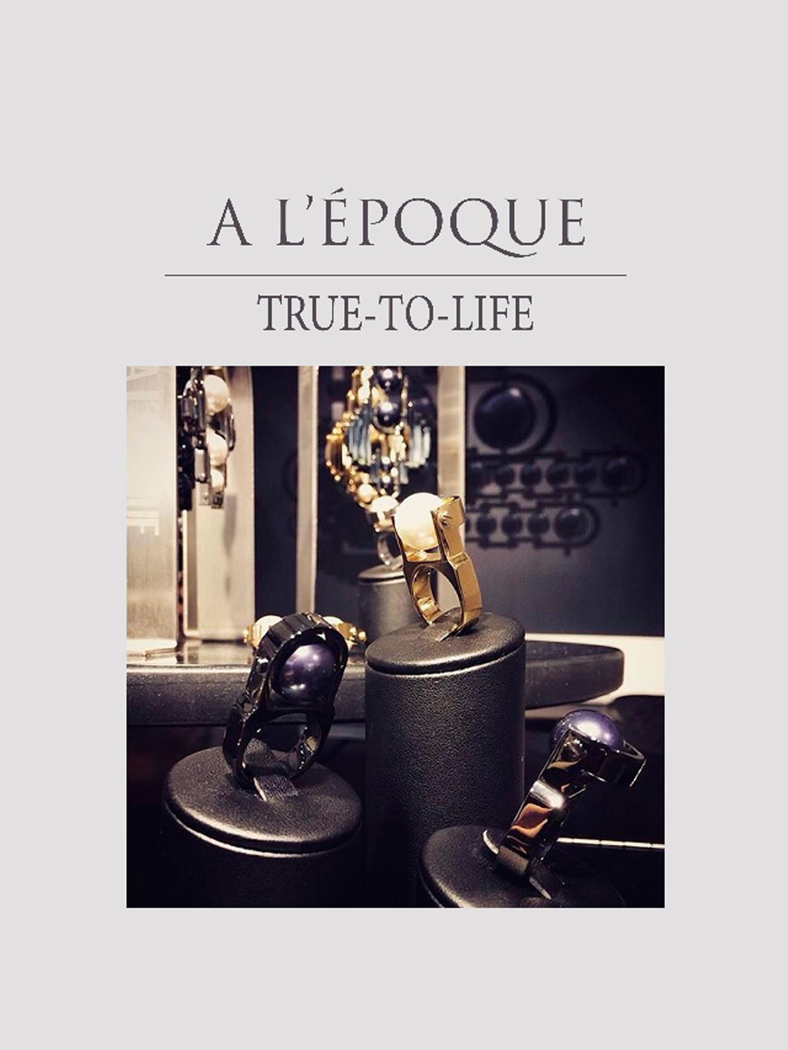 Новый французский бренд A L'epoque со своей коллекцией True To Life в MODBRAND.ru