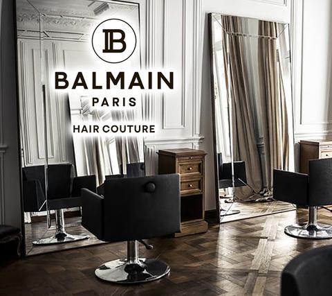Приглашаем стилистов на профессиональное обучение Balmain Hair в Париже. 2-4 ноября 2019.