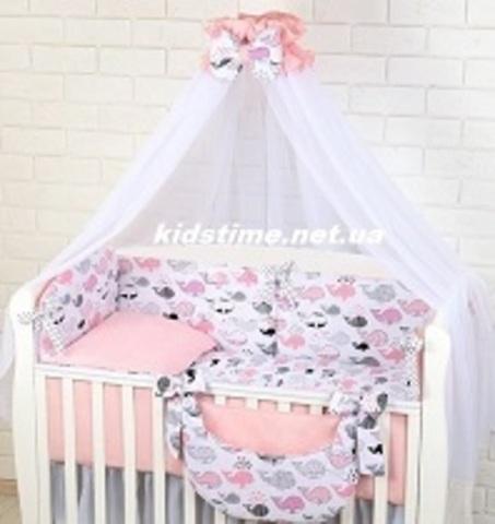 Как выбрать постельный комплект для новорожденных