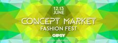 Мы участвуем в Concept Fashion Fest!