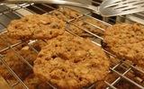 Рецепт овсяного печенья на гриле