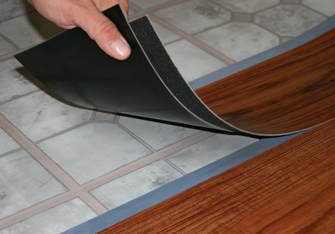 Особенности и сфера применения высокопрочного винилового покрытия