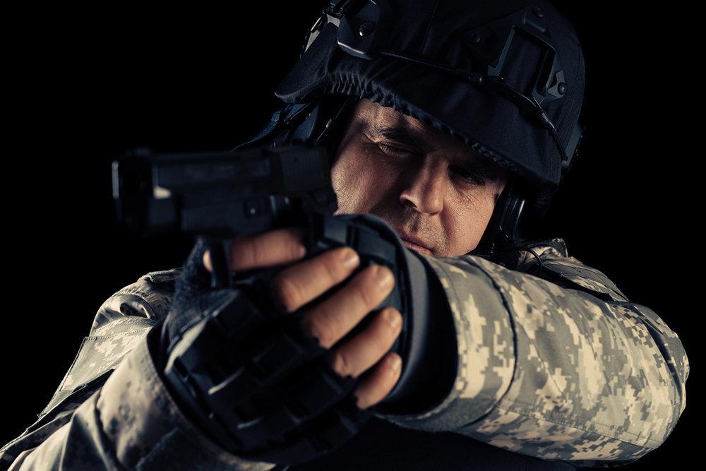 Пистолет для спецслужб: точность, компактность
