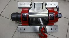 Автомобильная Гидравлическая Лебедка Автоспас усилием 4 тонны