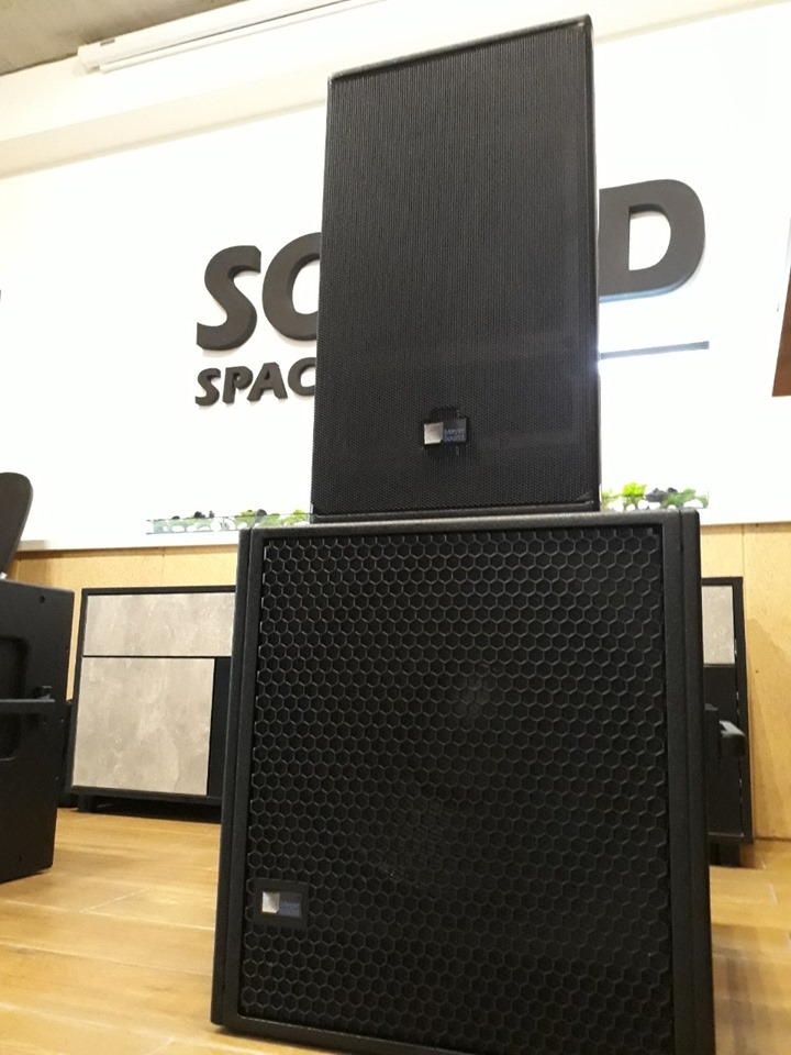 Meyer Sound Ultra X-40 & Meyer Sound 750LFC в SoundSpace UA.