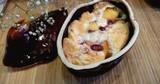 Английский рецепт: хлебный пудинг со смородиновым вареньем