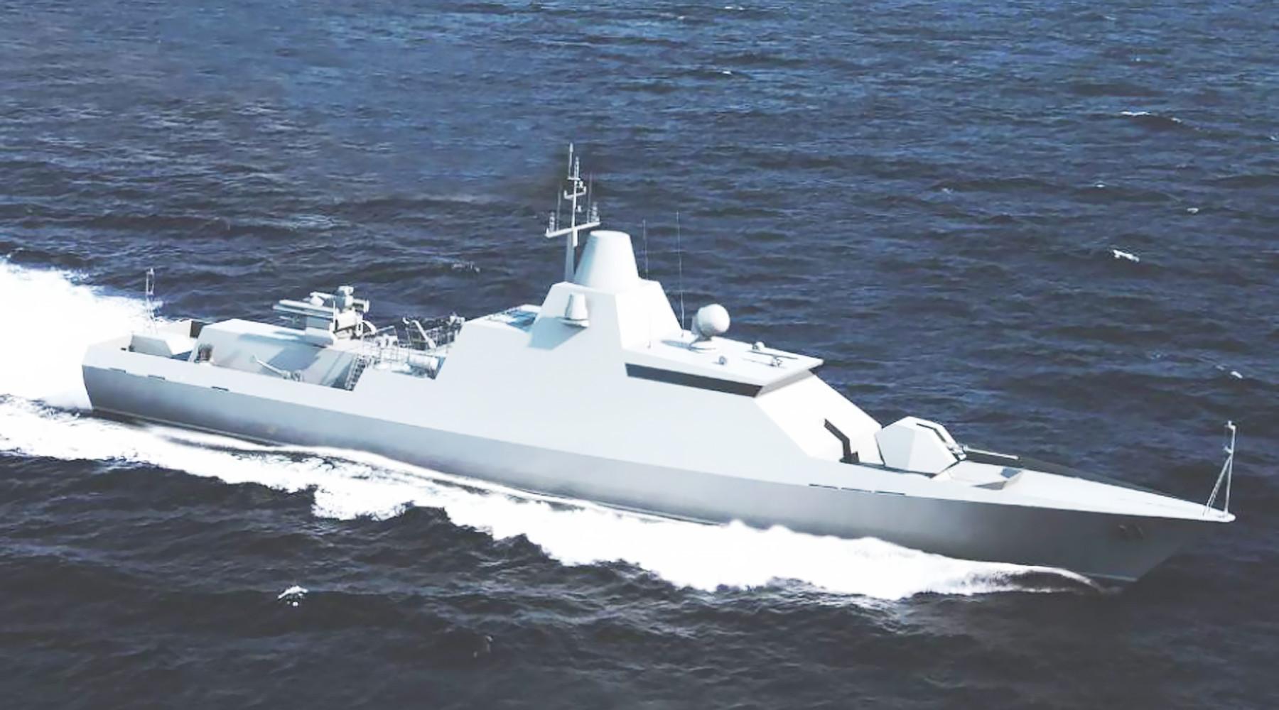 Мал, да опасен и удал: в российском флоте пополнение!