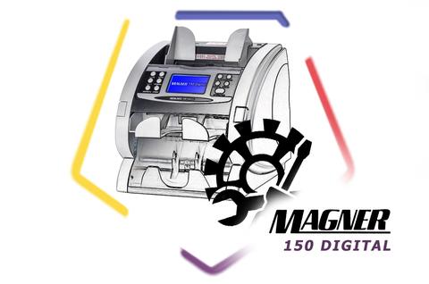 Ремонт magner 150 digital - рекомендации поставщика по замене быстроизнашиваемых (ресурсных) запасных частей