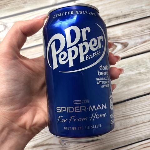 Лимитированная версия Dr Pepper