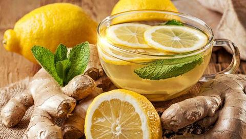 Польза имбиря при простуде