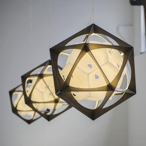 Светлая музыка сфер: Quasi Light от Олафура Элиассона и Louis Poulsen