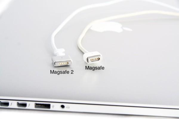 MagSafe и MagSafe 2 - чем отличаются и преимущества