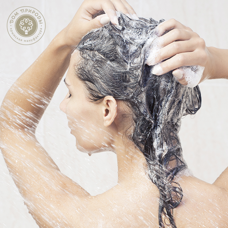 Как правильно использовать натуральные шампуни