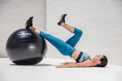 Функціональні тренування з BLACKROLL®. М'язи живота.