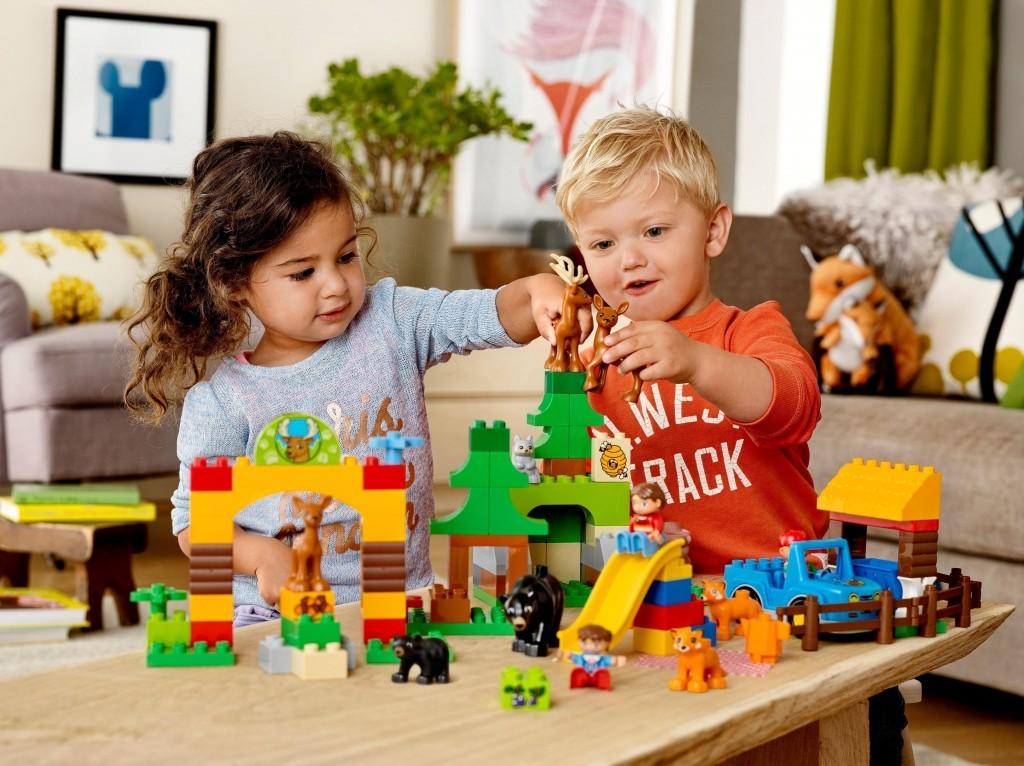 Чем полезные конструкторы для детей?