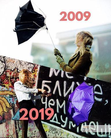 Какой зонт выбрать: обычный или зонт-наоборот?