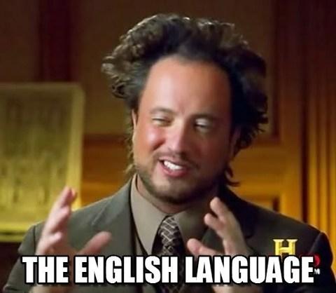 Интересные факты об Английском языке!
