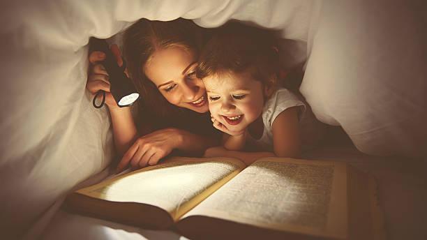 Читайте детям книги вслух!