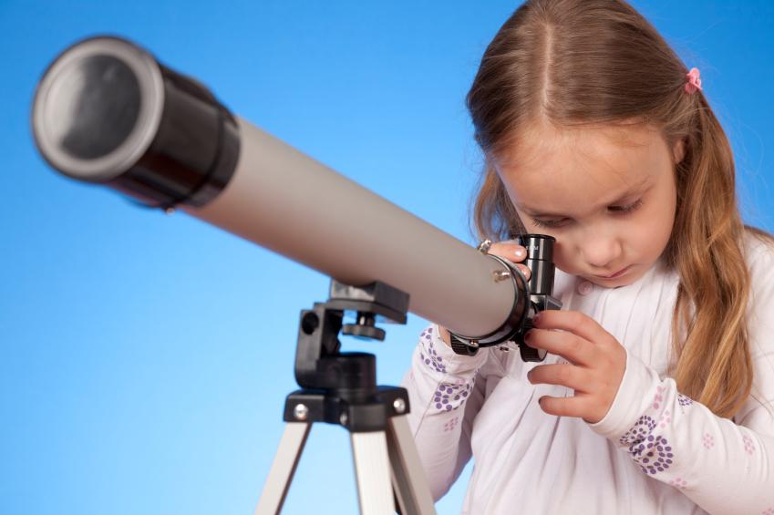 Какой телескоп купить ребенку