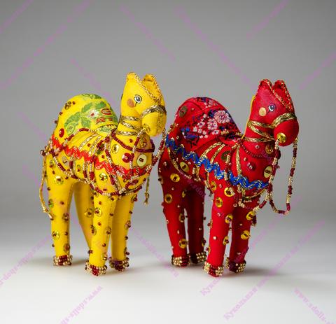 Обновление серии текстильных бисерных игрушек