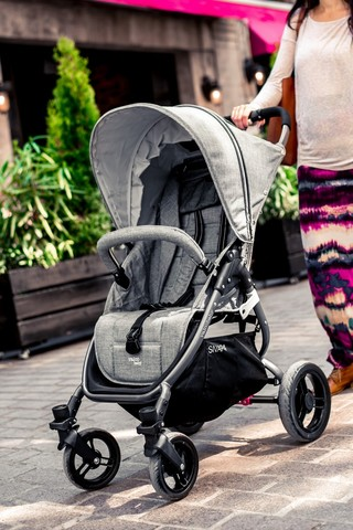 Коляска Valco Baby Snap - виды и преимущества
