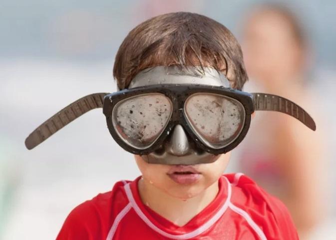 Как бороться с запотеванием маски?