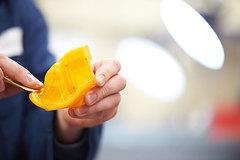 Постобработка пластика после 3D-печати, механическая и химическая