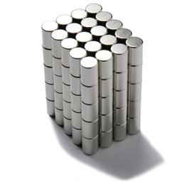 Поступление неодимовых магнитов на склад