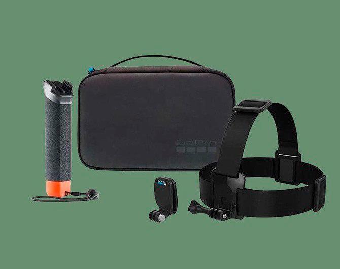 Набор аксессуаров GoPro Adventure Kit: одна покупка всего и сразу