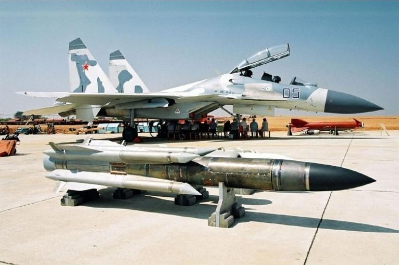 Х-31 - фатальное оружие