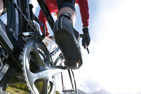 Как начать ездить на контактных педалях