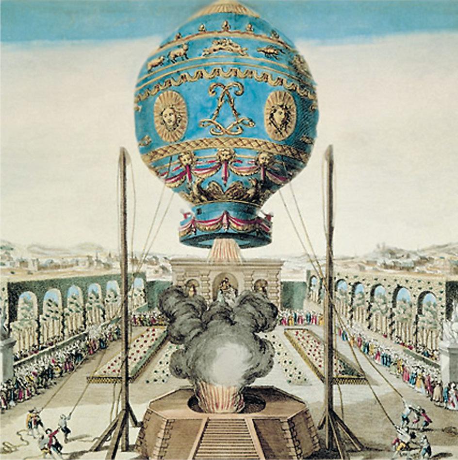 О воздушных шарах