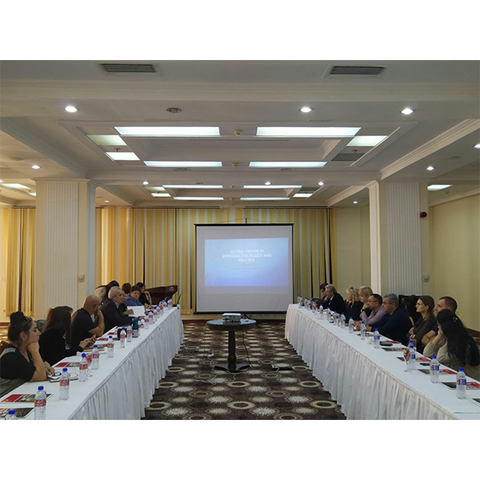 Состоялся Круглый стол на тему: «Международные стандарты проведения программ ЭКО»