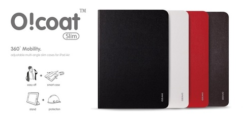 Обзор Ozaki O!coat Slim 360 to iPad
