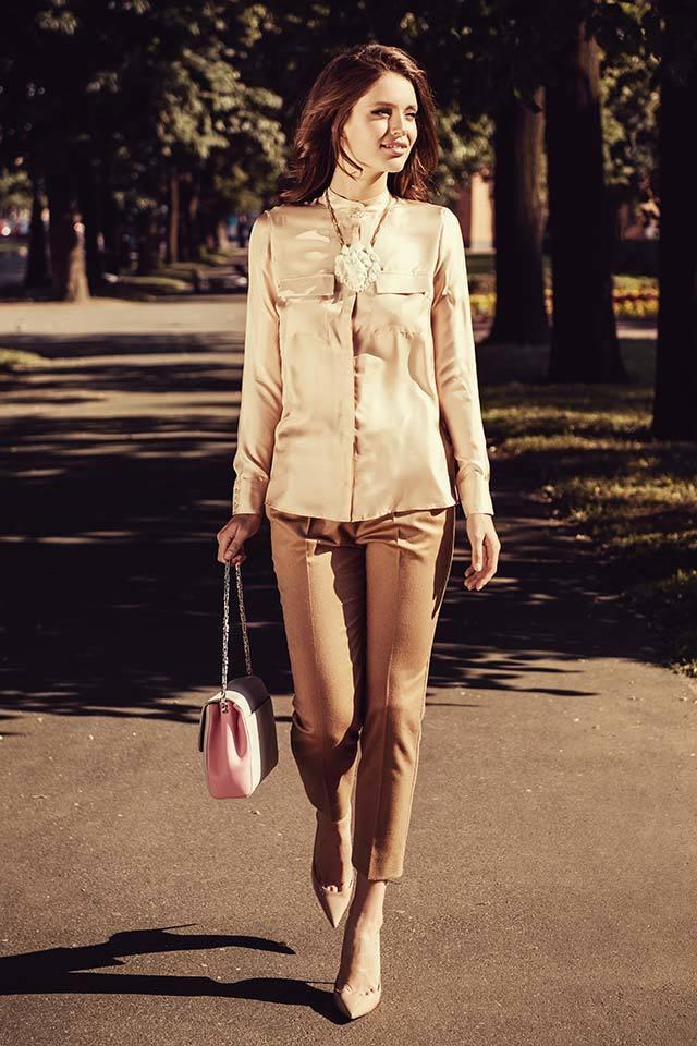 Топ-модель Эмили Дидонато в фотосессии с участием украшений от ANDRES GALLARDO и Chrissie Barban
