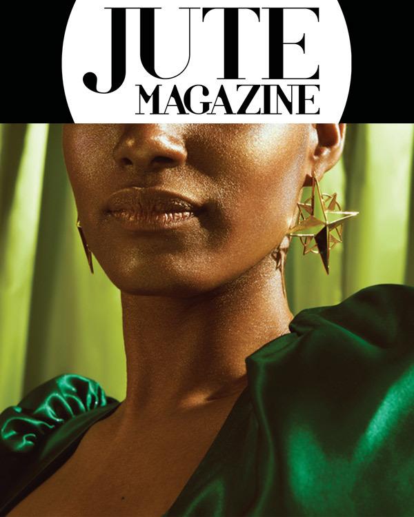 Украшения брендов Andres Gallardo, Cristina Ramella в съемке Jute Magazine