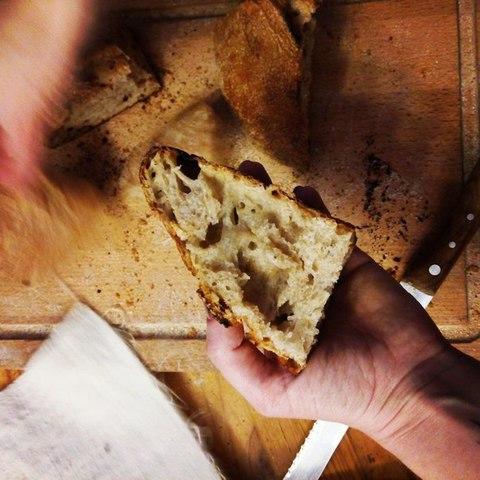 Прекрасное хлебное