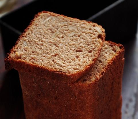 Тостовый цельнозерновой хлеб с тыквенными семечками