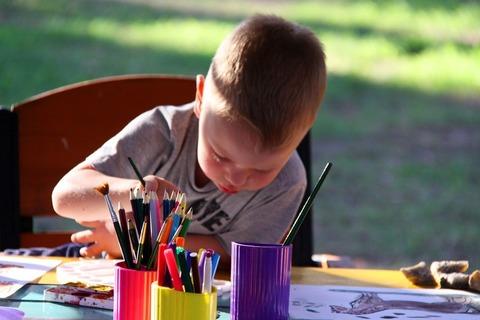 Что умеет ребёнок в 3-5 лет?