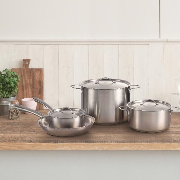 Новинка: посуда для приготовления