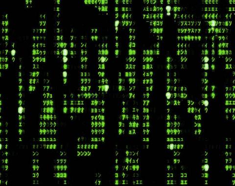 Легендарный код из «Матрицы» на самом деле - рецепт суши
