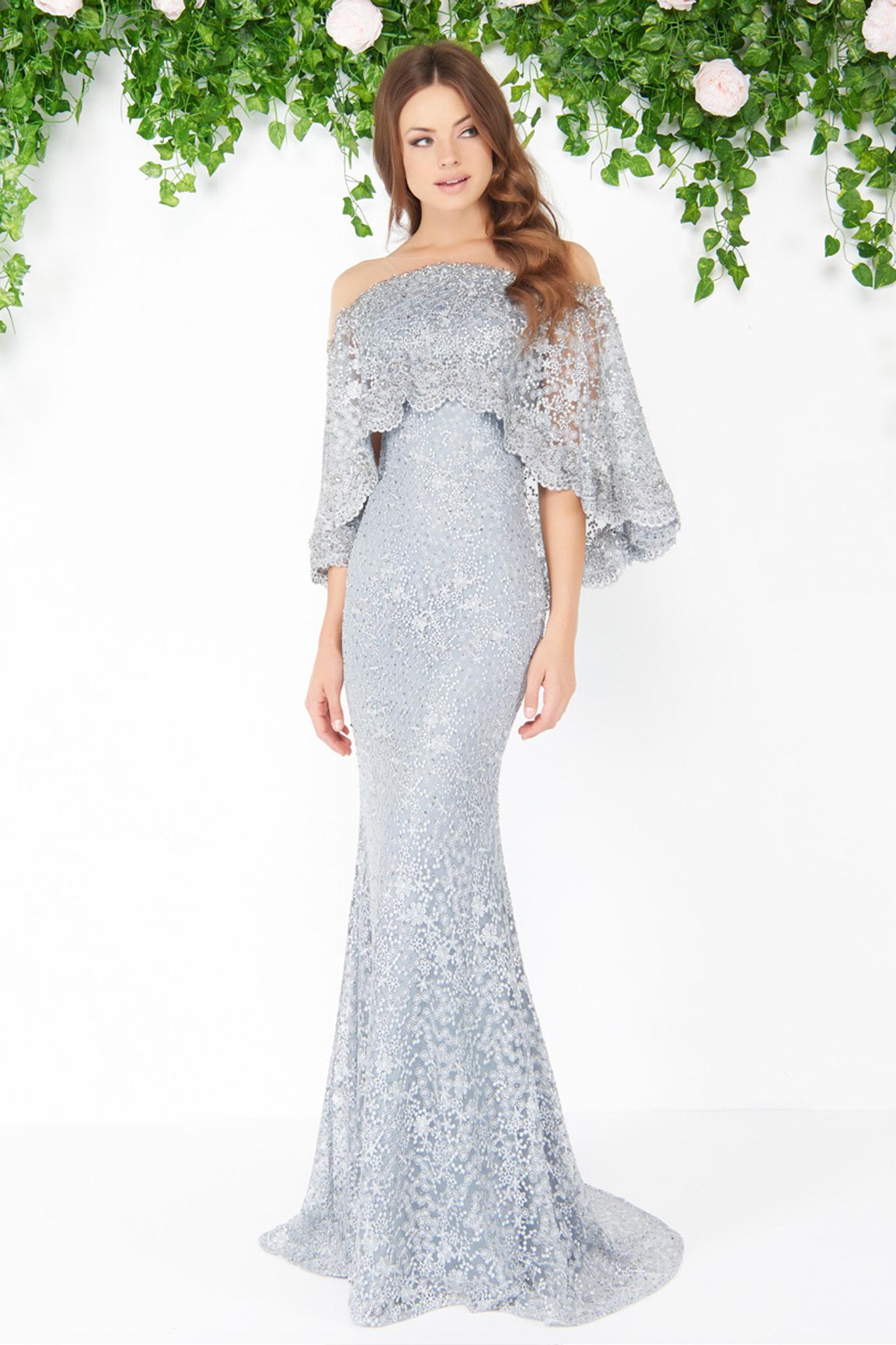 Еще раз о длинном вечернем платье...