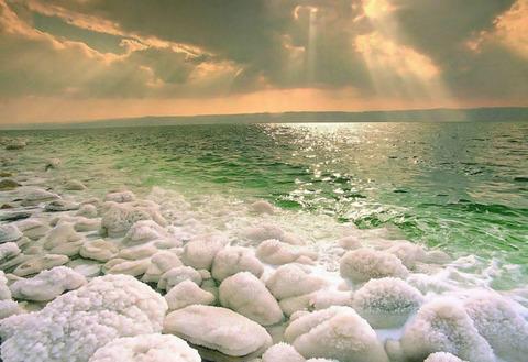 Соль Мертвого и Средиземного морей