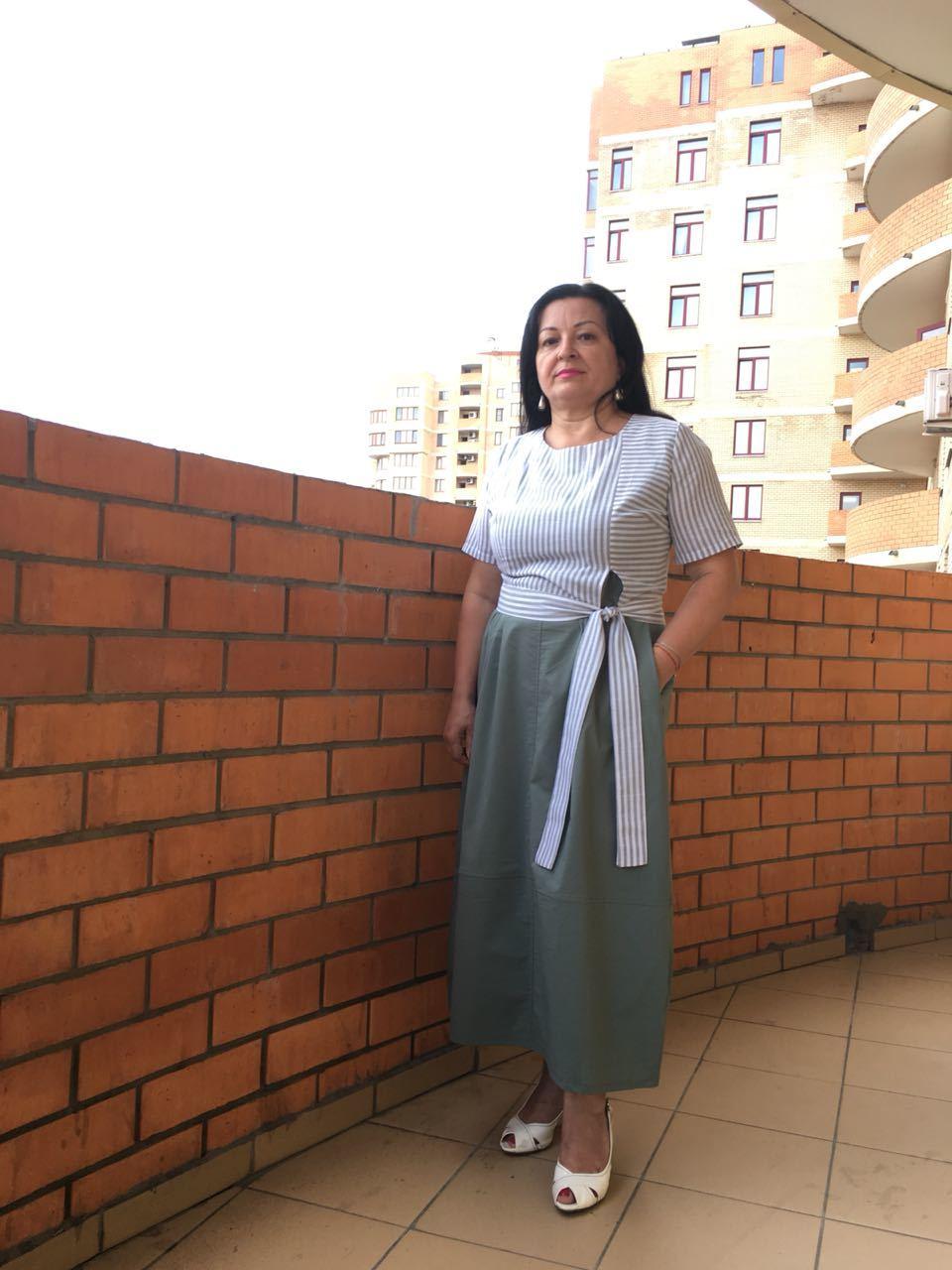 Отзыв о платье 4596